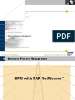 Business Process Management in SAP XI 3.0