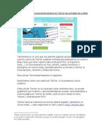 Manual para usar TwitterFeed