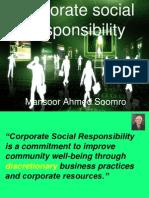corporate social responsibilty