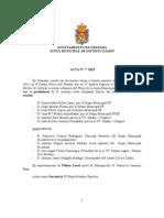 Acta Junta Municipal de Distrito Zaidín julio 2013