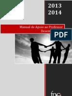 Manual Apoio Docente Desempregado 2013 2014