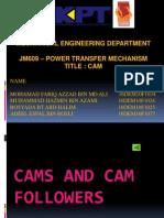 Kinematics of cam