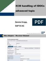 SAP XI 3.0 IDOC