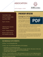 XL Alumni Sponsorhip Brochure 2012 Ver 1.2