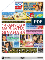 Pinoy Parazzi Vol 6 Issue 110 September 2 - 3, 2013