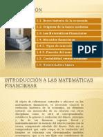 Historia Matematica Financ. 1 CLASE