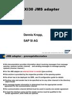 SAP XI 3.0_JMS