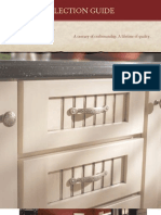 Yorktowne Cabinetry Cabinet Selection Guide 2006