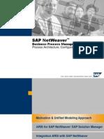 SAP NetWeaverTMBusiness Process ManagementProcess Architecture, Configuration, Execution