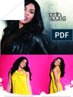 Jordin Sparks - Digital Booklet