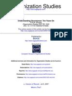 Rhodes - Understanding Governance