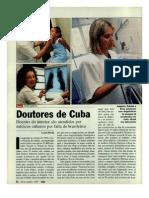 Acervo Digital VEJA - Doutores de Cuba - VEJA 1999