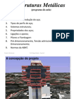 06 - Estruturas Metálicas