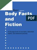 Telas Do Visible Body