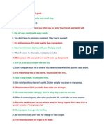 42 Lessons From 90 Year Old