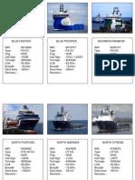 platform supply vessel data part 1
