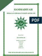 Muhammadiyah Sebagai Gerakan Dakwah Islam