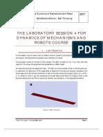 Kinematics and Dynamics - Lab4.pdf