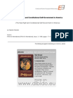 2.4 - Macedo, Stephen - The New Right and Constitutional Self-Government in America (en)