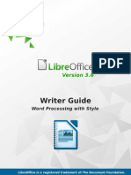 Writer Guide Lo