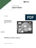 Vector Network Analyzer Basics
