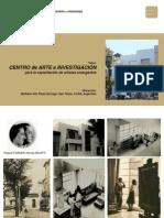CENTRO de ARTE e INVESTIGACIÓN