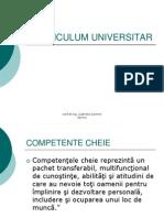 C2- Curriculum Universitar