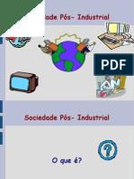 Sociedade Pos Industrial