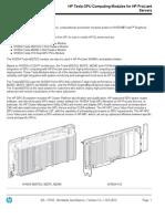 HP Tesla GPU Computing Modules for HP ProLiant Servers