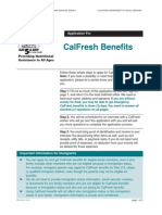 APPLICATION FOR CALFRESH BENEFITS (FOODSTAMPS) RIVERSIDE COUNTY CALIFORNIA