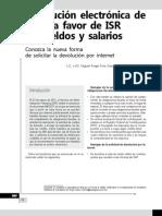 www.e-paf.com_ifile_revistas paf_2011_521_Devolución electrónica de saldo a favor de ISR de sueldos y salarios. Conozca la nueva forma de solicitar la devolución por internet