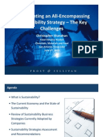 Implementing an All-Encompassing Sustainability Strategy – The Key Challenges-Jun09