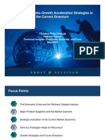 Refinery Catalysts–Growth Acceleration Strategies in the Current Downturn-May09