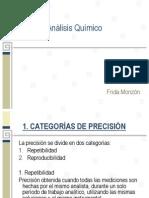 Quinta Clase, Prueba F y Q