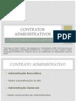 Aula - Contratos Administrativos