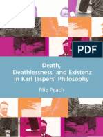Death 039 Deathlessness 039 and Existenz in Karl Jaspers 039 Philosophy