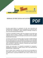 Manual de Rede Social Ning