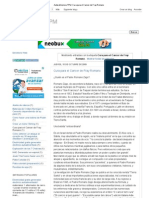 Autosuficiencia TPM_ Cura Para El Cancer de Fray Romano