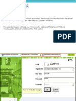 Retail Excel- POS software Presentation