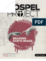 Gospel Project Unit1 Session2 PersonalStudyGuide - Fall