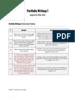 portfolio  writeup 1 1