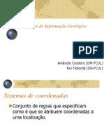 Sistemas de Informaçao Geológica