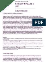 Pediatric Surgery Update Vol Ume 30, 2008