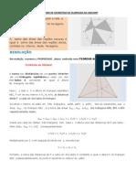 Resolução de um problema de geometria  da OLIMPIADA DA UNICAMP