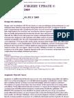Pediatric Surgery Update Volume 33, 2009