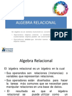 Algebra Relacional (1)