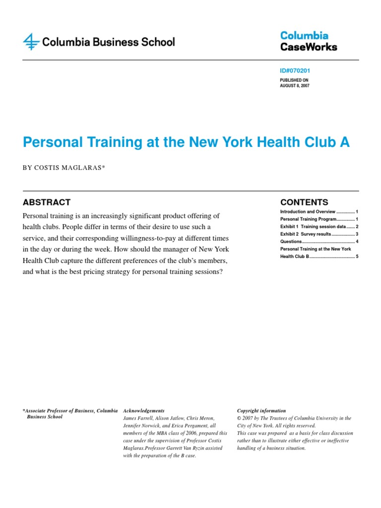 Personal training part a and b formatted aug292008 utility demand 1betcityfo Gallery