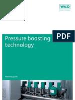Pressure Boosting Technology 2008