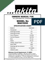 Makita Mac 5200