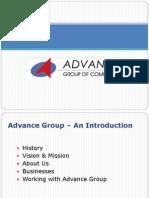 Advance Presentation - PDF